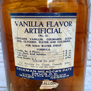 1950s Apothecary Bottle (sold)