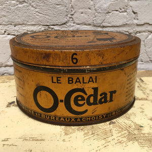 Vintage French Tin