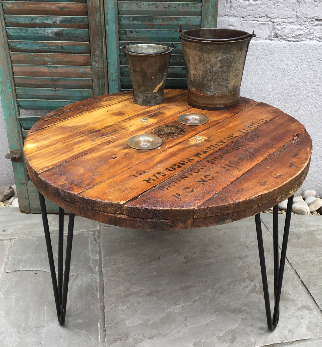 Recycled Coffee Table (sold)