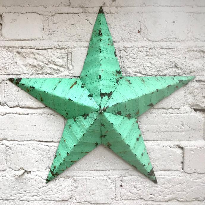 Mint Barn Star 18""