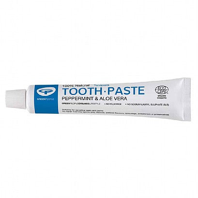 Green People Mint Toothpaste (50ml)