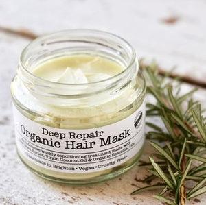 Deep Repair Organic Hair Mask by Corrine Taylor