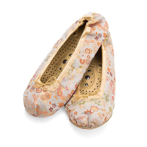 Holistic Silk Massaging Slippers by HOLISTIC SILK