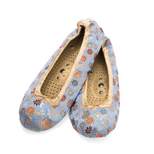 Load image into Gallery viewer, Holistic Silk Massaging Slippers by HOLISTIC SILK