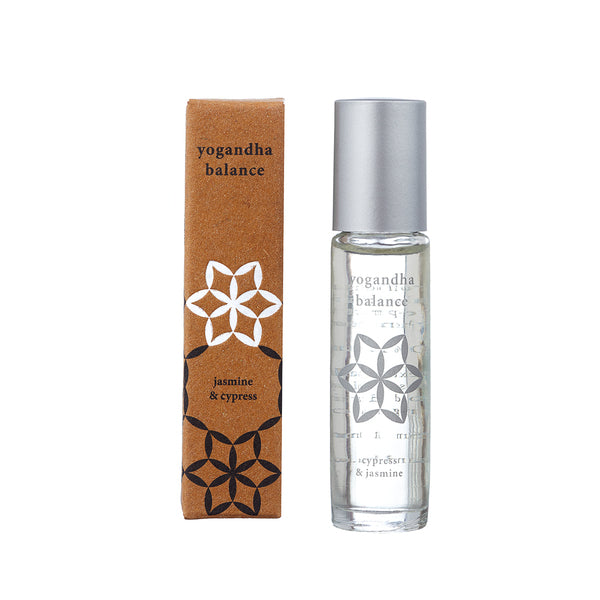 100% Natural Vegan Yogandha Balance Rollerball 10 ml