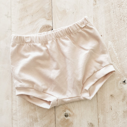 3/6m Nude Shorties