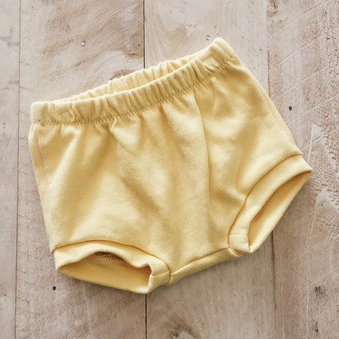 6/9m Yellow Shorties