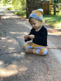 4/5y Moons & Solar System Slouch Beanie