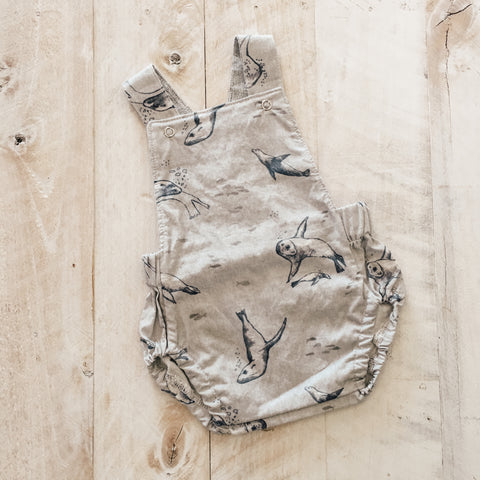 Nb Sea Lion Summer Romper