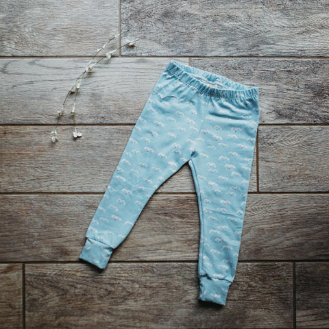0/3m Blue Skies Legging Pants