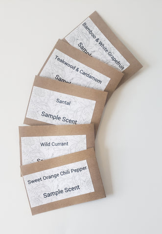 Sample Scents