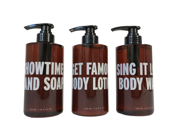 Sing it Loud Body Bundle | 3 x Large 500ml