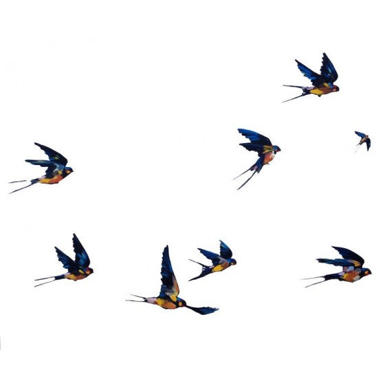 Flying Birds II