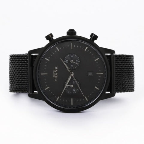 Kingston Matte Black Watch