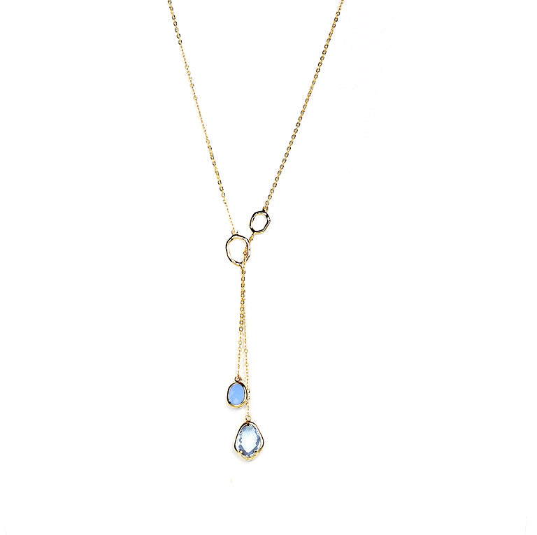 Lisa Blue Necklace