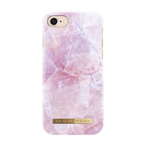 Pink Marble Fashion Case