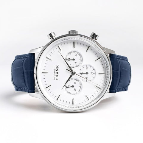 Montpellier White Chronograph