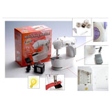 Mini Sewing Machine - 4in1