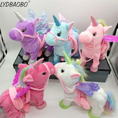Walking Singing Unicorns