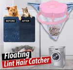 Floating Lint and Hair Catcher