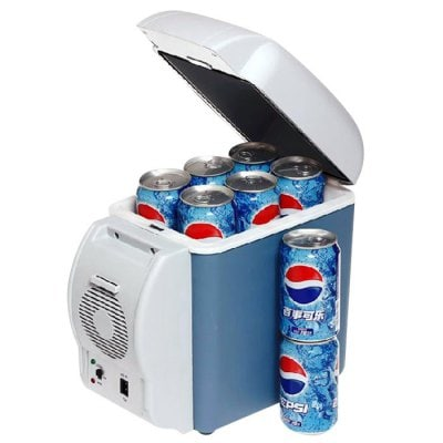 Portable Car Refrigerator - Cooler & Warmer