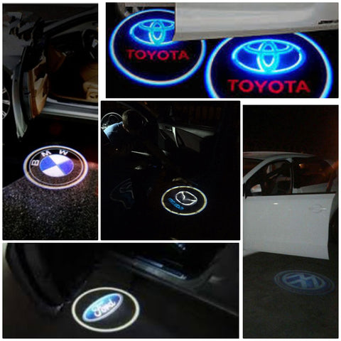 Vehicle Logo Doorlights