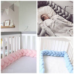 1,5m Braided Cot Bumper