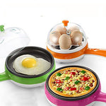 Egg Boiler and Electric Frying Pan