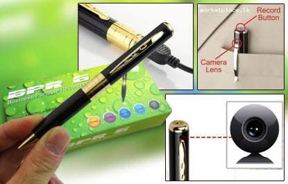 Spy Pen - Business Portable Recorder 6 ( BPR 6 )