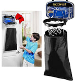 Laundry Basketball Game