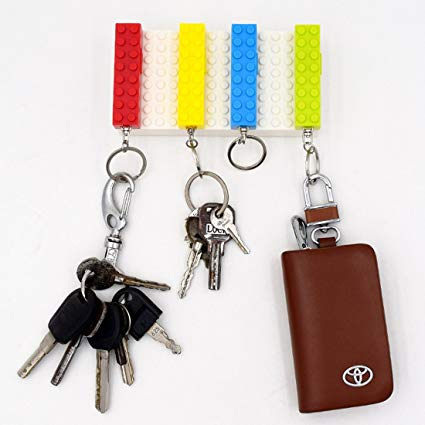 Building Brick Key Holder