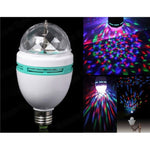 Rotating Disco / Party Bulb