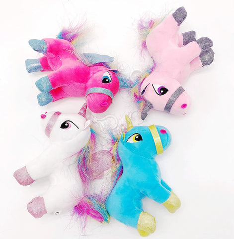 Unicorn 20cm Soft Toy