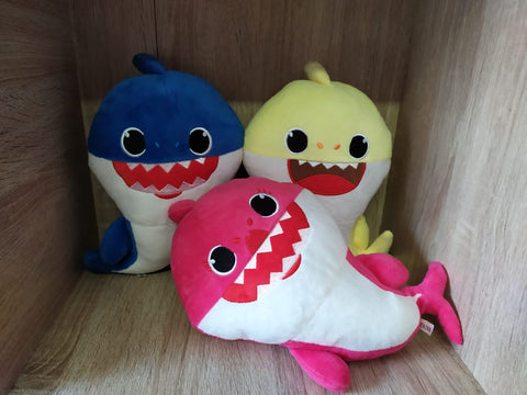 Baby Shark Singing Plush Toy (30cm)