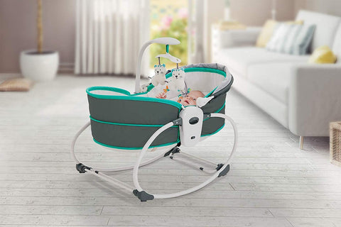 5 in 1 Rocker Bassinet