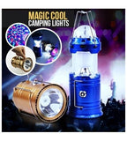 Magic Cool Camping Light
