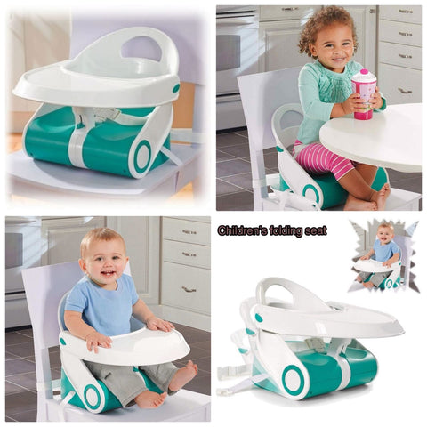 Folding Booster Feeding Chair