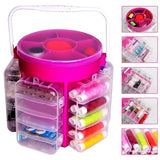 MULTI FUNCTION SUPER COSTURERO 210 PIECE SEWING KIT
