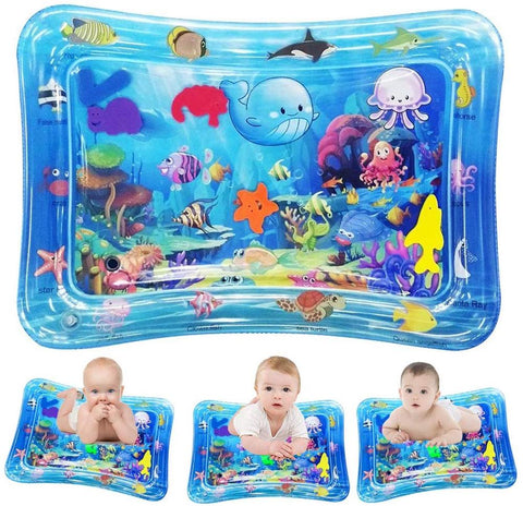Water Tummy Time Mat