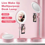 LED Make Up Mirror / Selfie Light