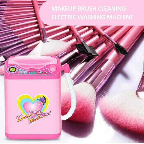 Makeup Brush Mini Washing Machine