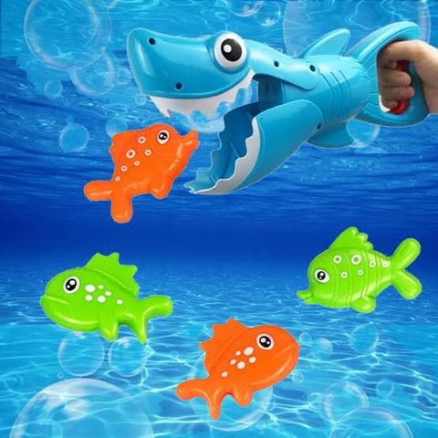 Shark Grabber - Bath Toy