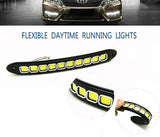 Flexible COB Daytime Running Lights