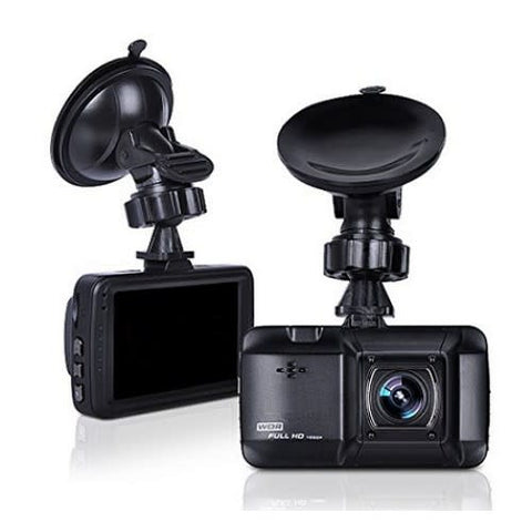 Vehicle Black BOX DVR - Dashcam