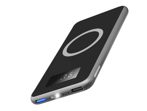 Fast Charging Wireless Powerbank