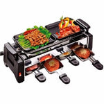 Electric and Barbeque Grill