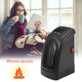 Portable Wall-Outlet Heater