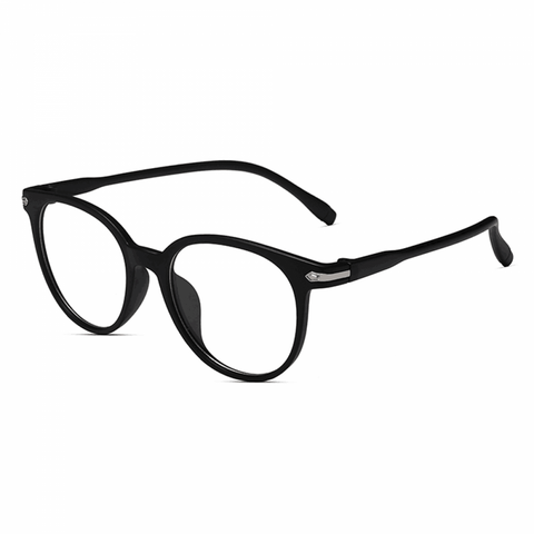 Blue Ray Glasses - UV Protection - Black - Adult