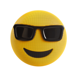 Cool Emoji Bluetooth Speaker