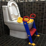 Froggy Toilet Ladder - Potty Trainer for Girls and Boys